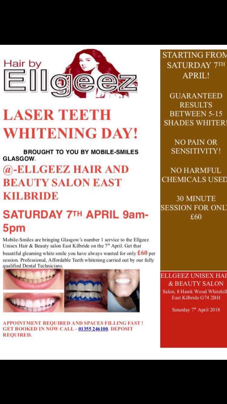 Teeth Whitening East Kilbride